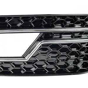 Biseles De Faros De Niebla De Panal Para Audi A4 2013-2014