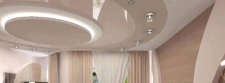 Asma tavan şekilleri (3)