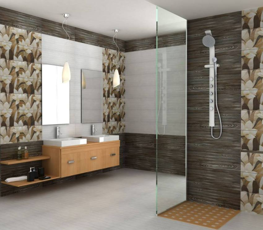 ديكورات حمامات 2016 (1)