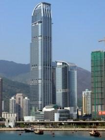 Tallest Tower Hong Kong