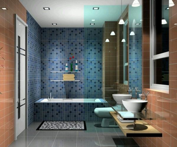 best contemporary bathroom designs حمامات 2017 صور ديكورات حمامات جديدة مودرن فخمة   ميكساتك