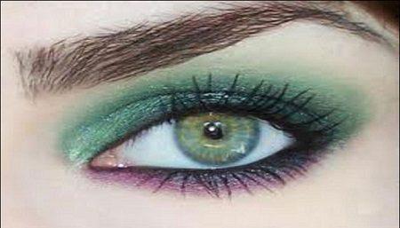 صور عيون خضراء رمزيات وخلفيات عين باللون الاخضر ميكساتك