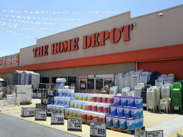 Home Depot Mexicali