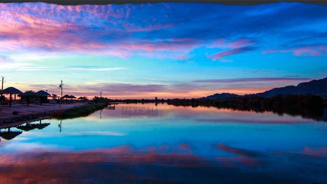 Lo que no sabías del Río Hardy en Mexicali