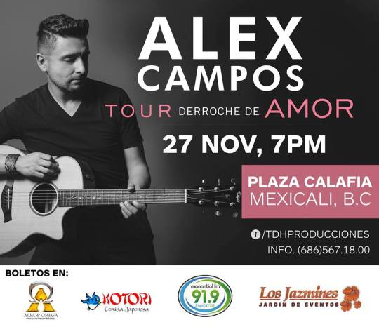 Alex Campos Mexicali