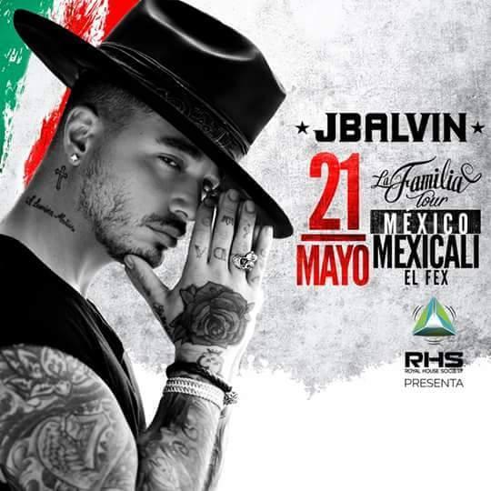 jbalvin mexicali 2016