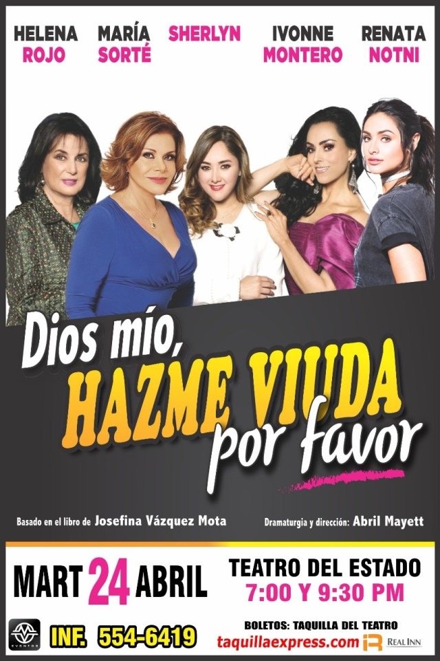 dios mio hazme viuda mexicali