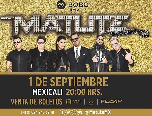 matute mexicali 2018