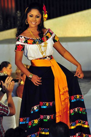 Traditional Mexican Wedding Dresses