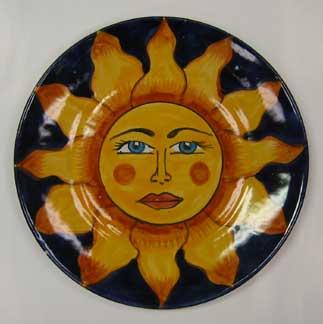 mexican sun dish