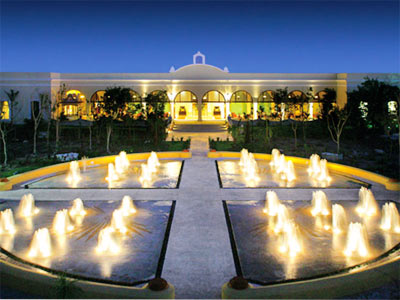 Valentin Imperial Maya Hotels In Riviera Maya