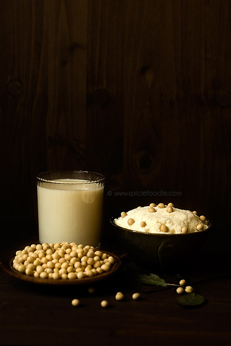 Homemade Soy Milk or How To Make Soy Milk