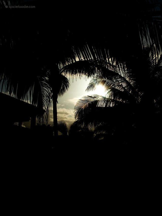 Sunset on San Pedro  | #AmbegrisCaye #Belize #travel