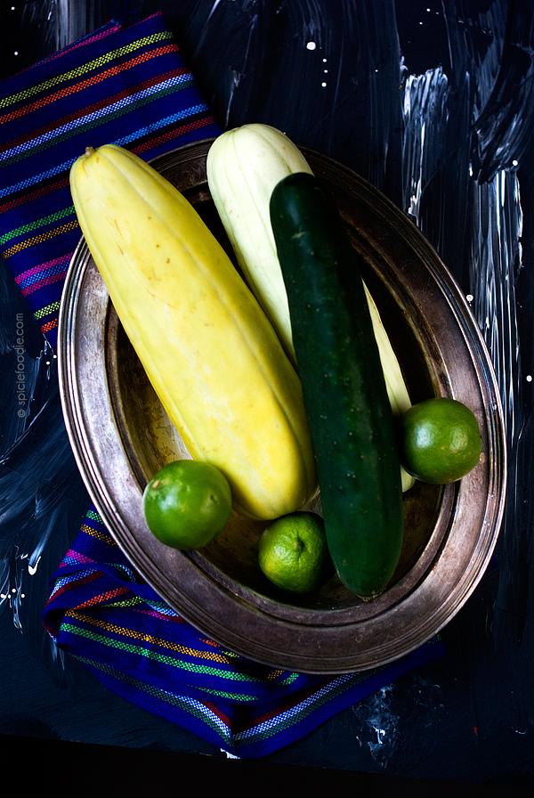 White #Cucumber Agua Fresca | #vegandrinks #aguafresca