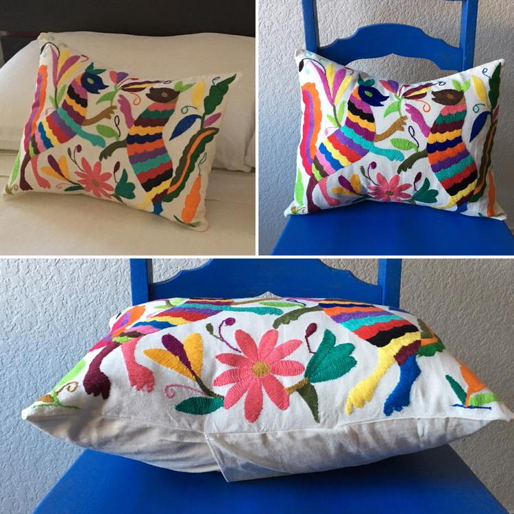 otomi pillow colorines pa