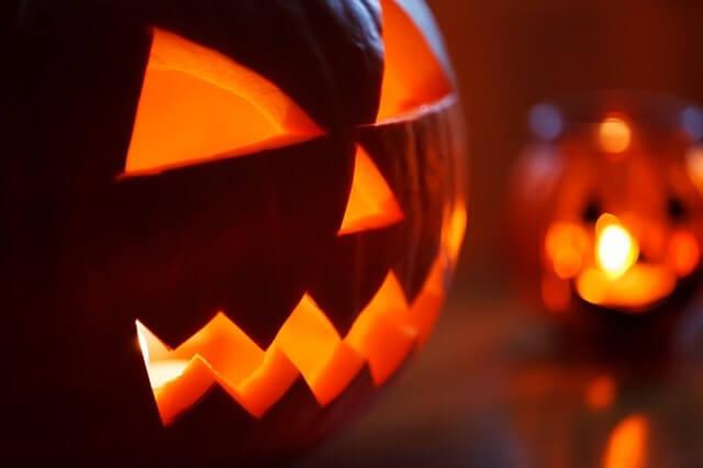 halloween en alemania - decorar calabazas