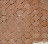 Mexican Tile - Spanish Mission Red Terracotta Floor Tile ...