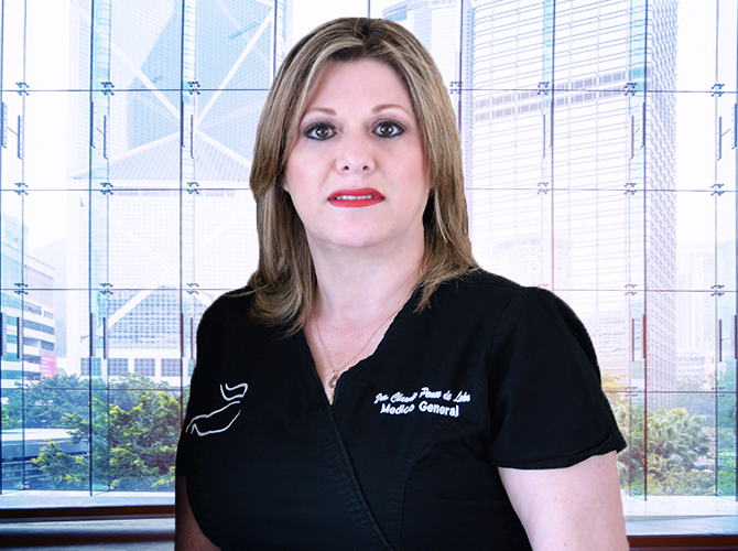 Dr. Claudia Chavez has a combined experience of over 15 years as Accredited Practising Dietitian and Accredited Nutritionist.