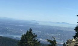 City of Vancouver from North Shore