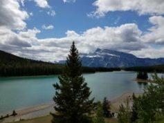 Two-Jack Lake
