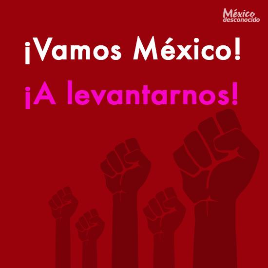 Frases que han dado esperanza tras el terremoto en Mxico  Mxico Desconocido