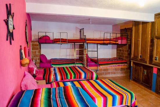 Hostales y hoteles baratos en Guanajuato  Mxico Desconocido
