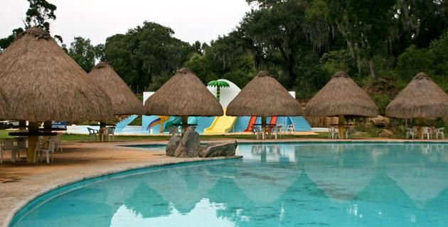 Balnearios En Hidalgo Mexico