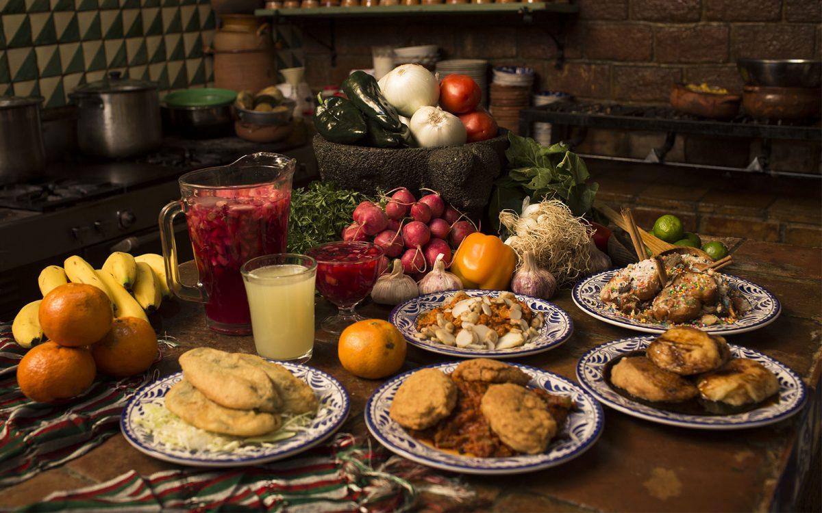 Comida mexicana una tradicin que nos identifica  Mxico