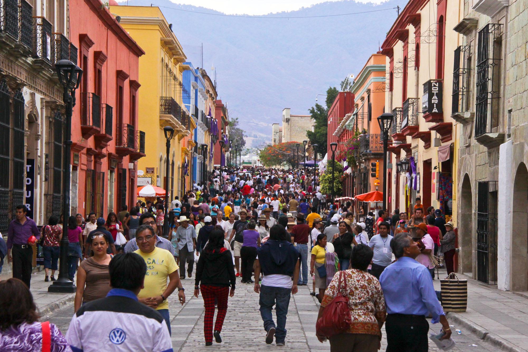 Centro de Oaxaca