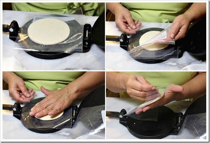 sopes con la fabricadora de tortillas