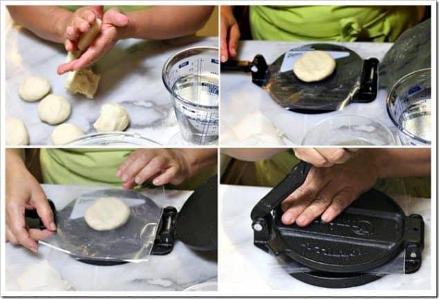 Como hacer sopes