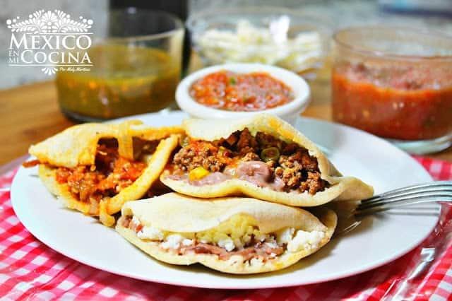 Cómo hacer las mejores Gorditas de Comal | Recetas Mexicanas