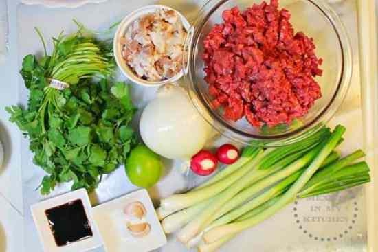 Carne en su jugo, ingredientes para preparar esta deliciosa receta