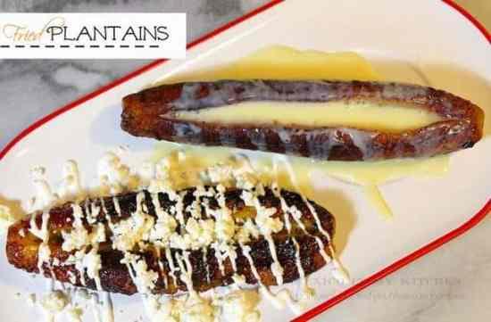 Plátanos Fritos, disfruta de estos deliciosos plátanos