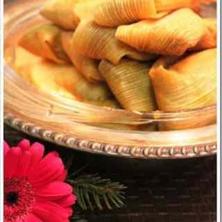 Cómo hacer Tamales con Harina de Maíz