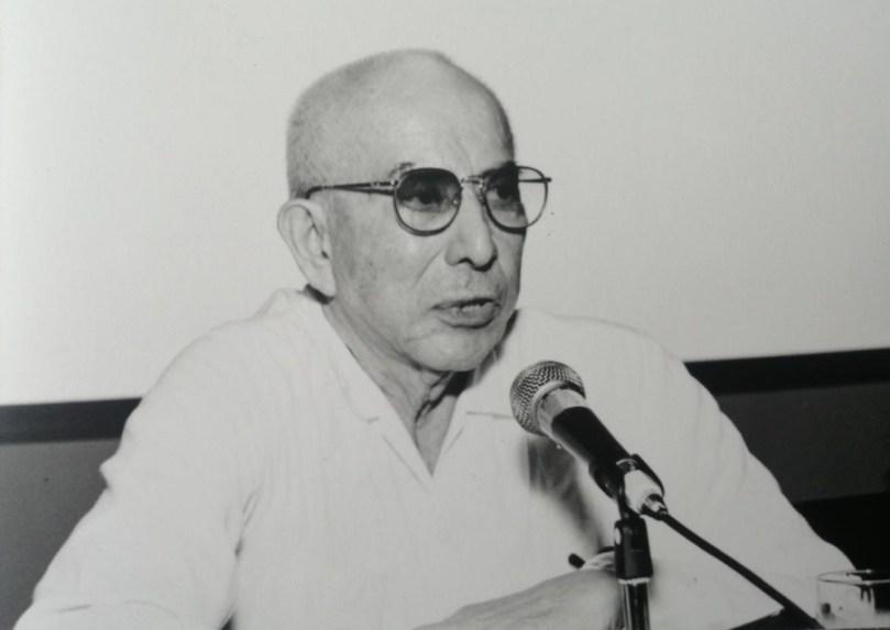 Gilberto Balam Pereira, escritor, periodista y participante del 68.