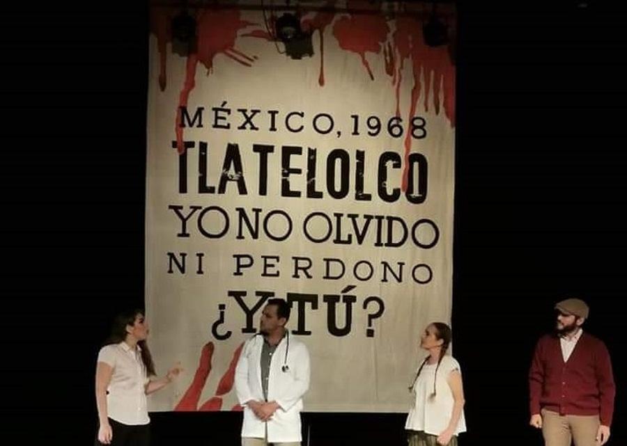 Exponentes del espectáculo, Sangre de octubre, en Yucatán.