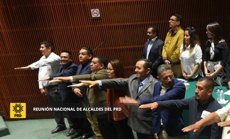 Derogar la Reforma, el Presidente cede a chantajes: PRD