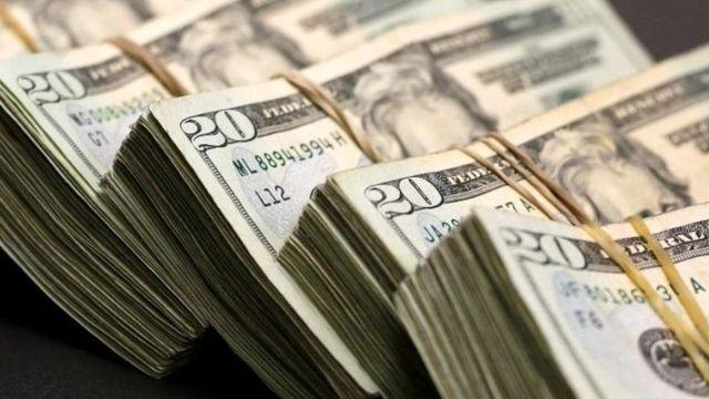 Dólar cierra con descenso en 19.47 pesos en bancos capitalinos