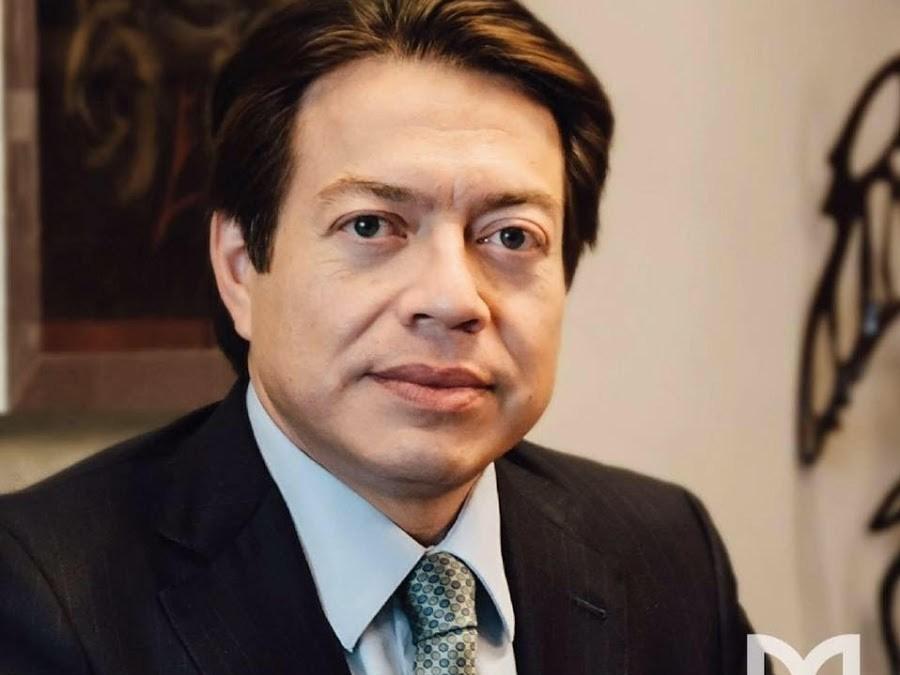 Acordamos votar la Reforma este miércoles: Mario Delgado
