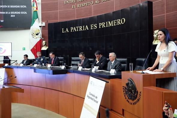 Analizan en Senado reforma al sistema de pensiones