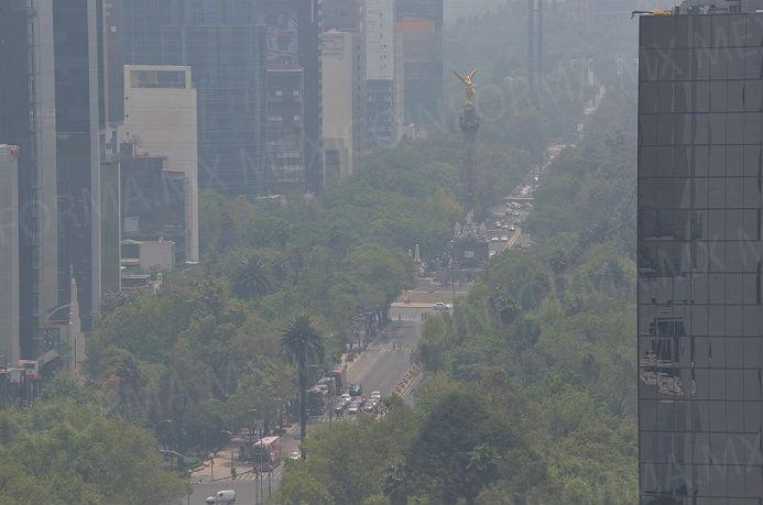 Sigue contingencia en la Zona Metropolitana del Valle de México