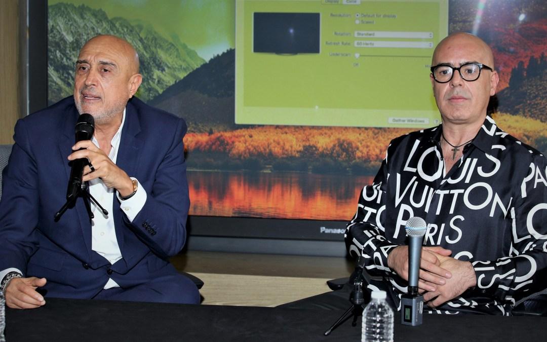 Pedro Torres y Gabriel Varela hacen mancuerna en proyecto teatral