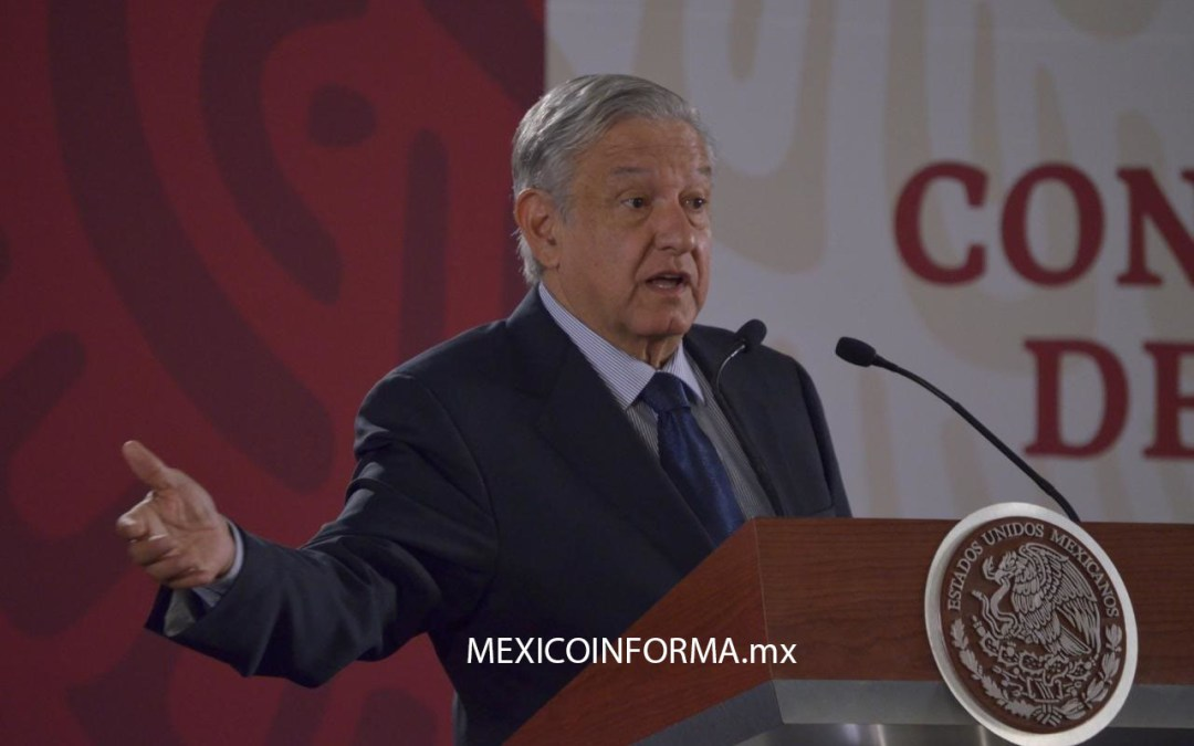 Advierte López Obrador que superdelgados no intervendrán en elecciones