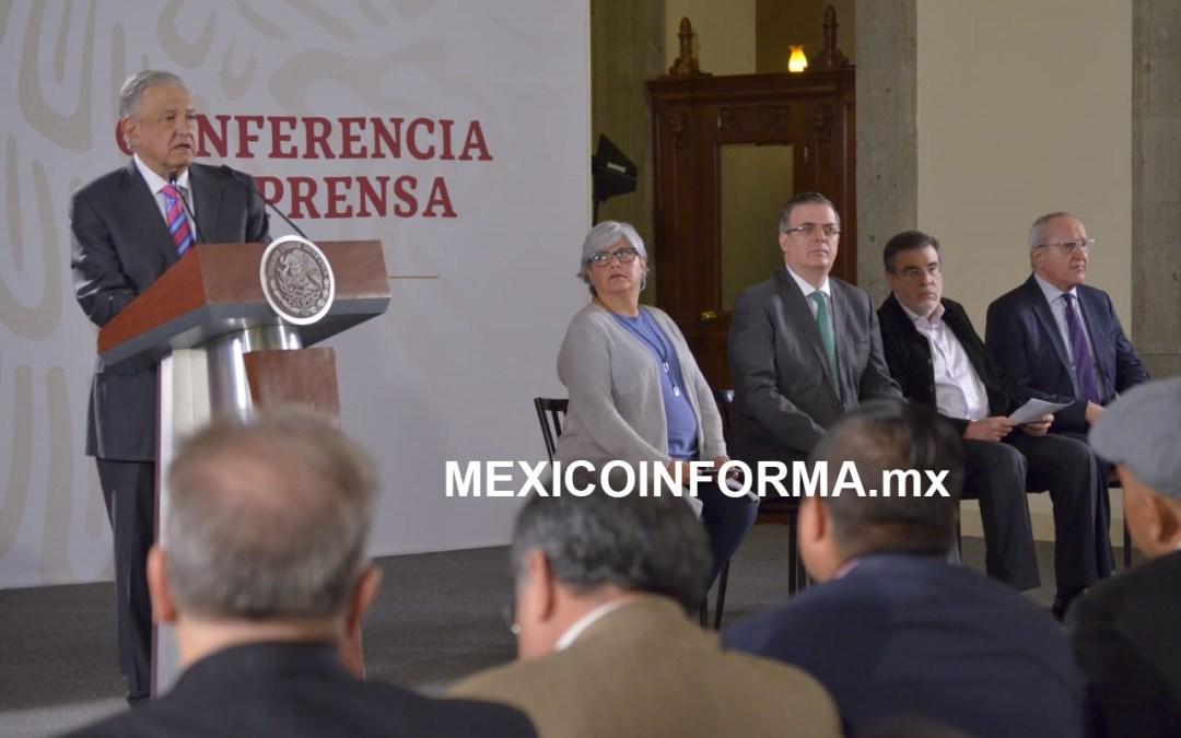 López Obrador  enviará hoy al Senado propuesta para ratificación del T-MEC