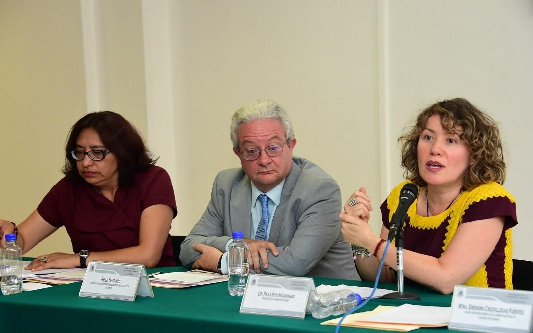El trabajo de cuidados es un problema público y no labor de la mujer: Congreso CDMX