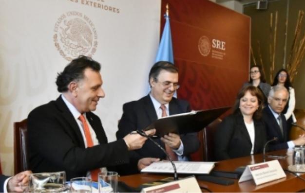 México y Cuba se unen para consolidar relación económico-comercial