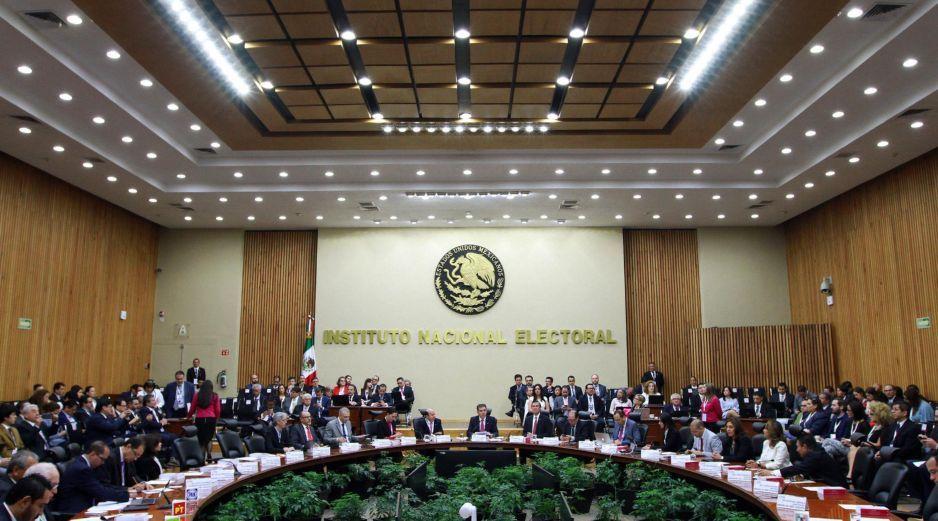 Colaboran INE y Congreso para lograr una Jornada Electoral ejemplar