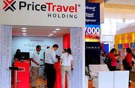 Presente Pricetravel Holding en Fitur 2020
