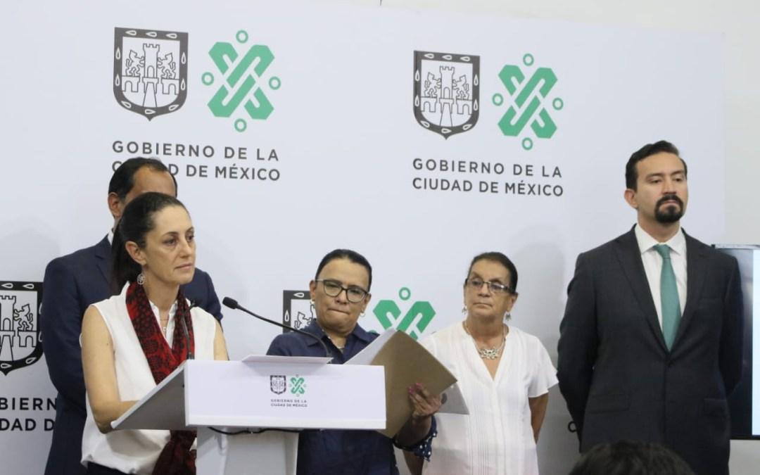 Habrá Comisión para Búsqueda de Personas Desaparecidas en CDMX
